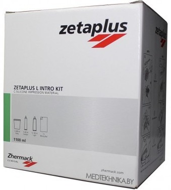 Zetaplus Soft intro kit, 1100мл (Zhermack)