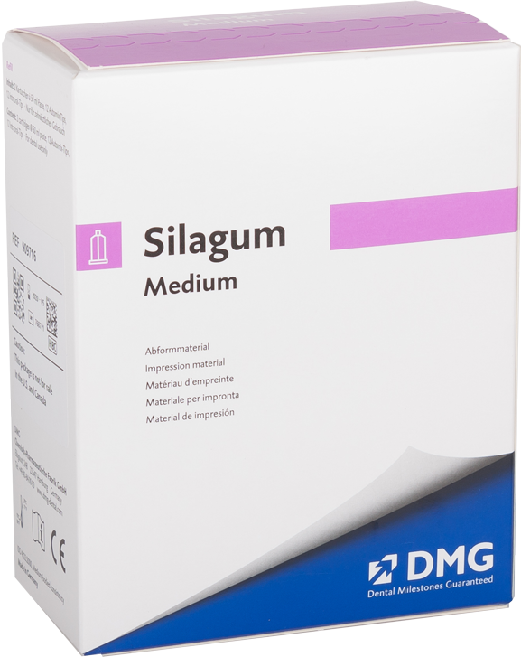 Silagum Medium 2*50 (DMG)