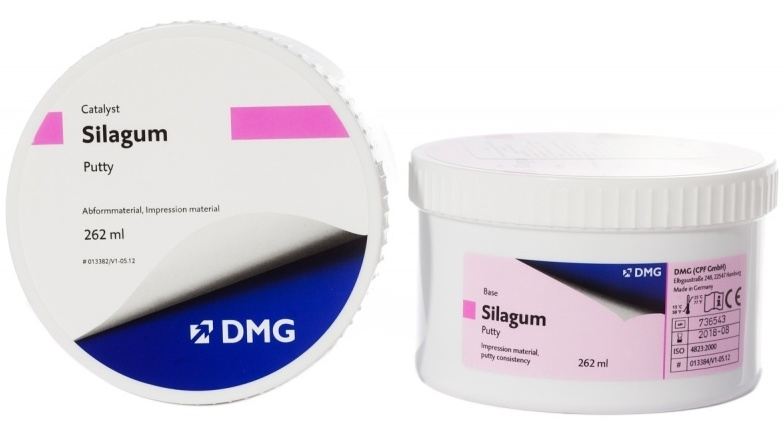 Silagum Putty 2*262 (DMG)